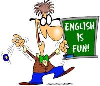Nouveau: blog d'anglais