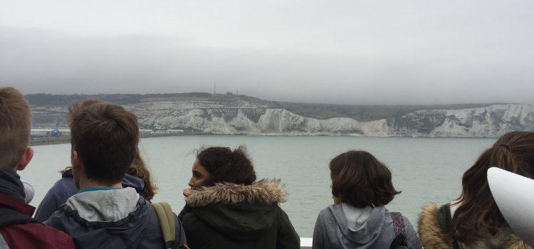 Voyage en Angleterre