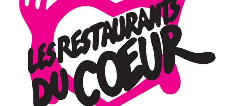 Vos dons pour les Restaurants du Coeur