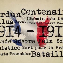 Lettre à France pour le 11 novembre