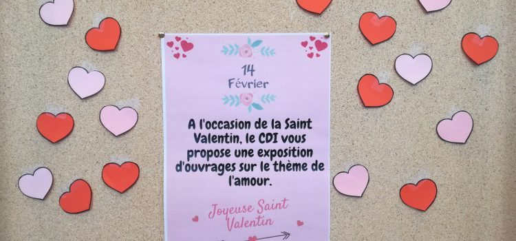 Saint Valentin au CDI