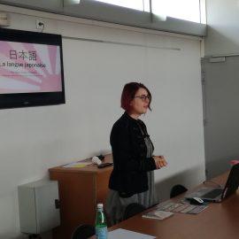 Initiation au japonais pour les élèves du club manga !