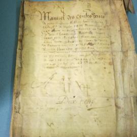 Sortie aux archives départementales