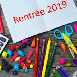 Infos Rentrée 2019